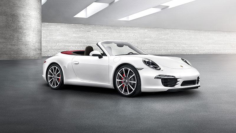 2013 Porsche 911 Carrera S Convertible Citroen