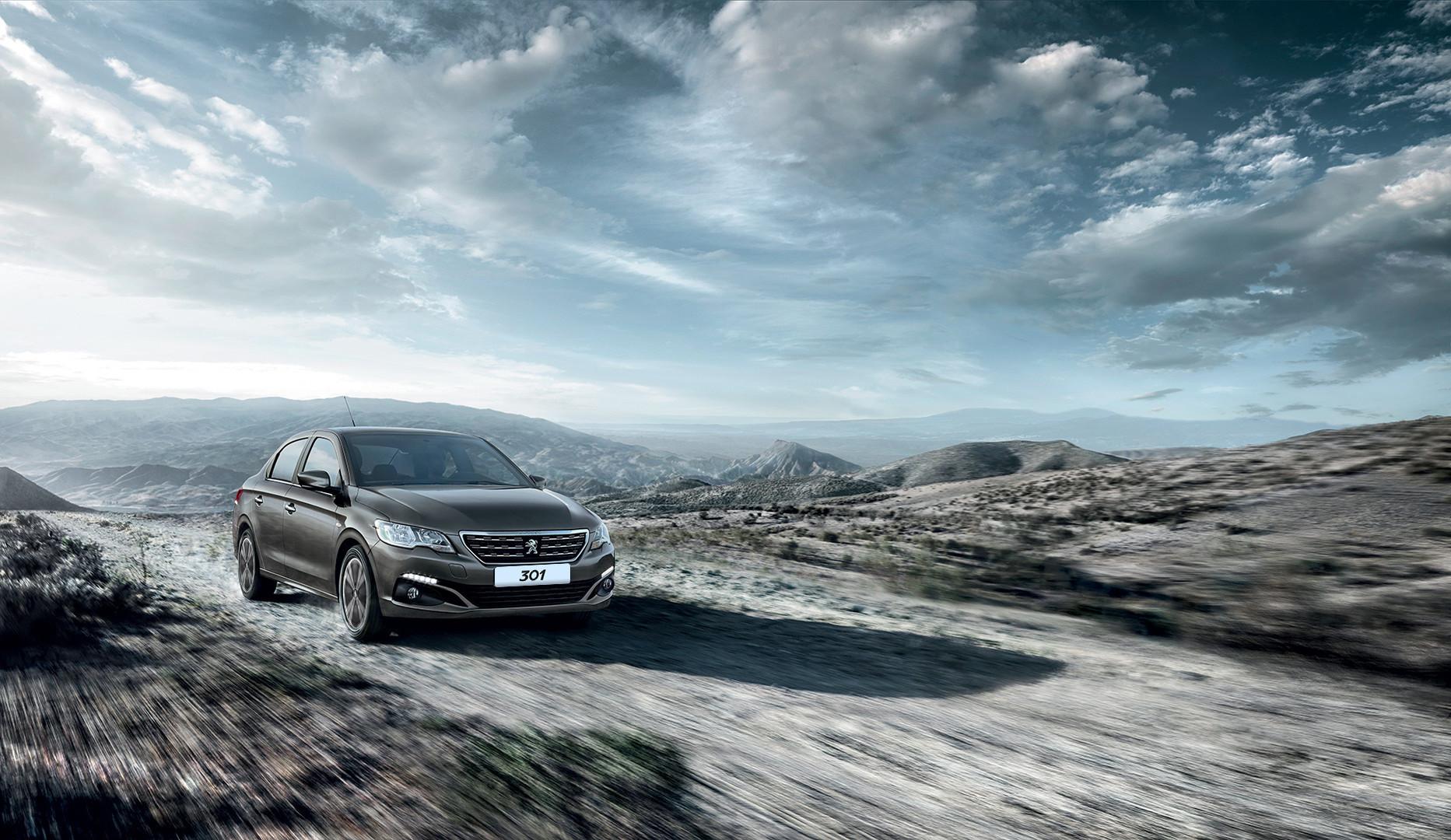 Promoción Peugeot 301